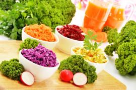 Mit ausgewogener Ernährung gegen Eisenmangel