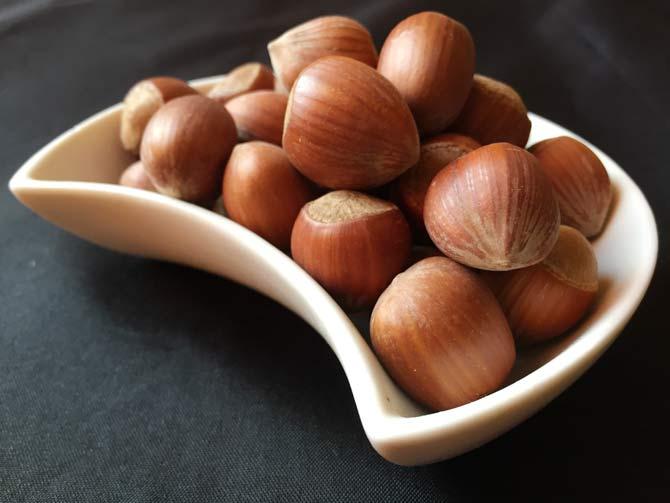eisenhaltige nahrungsmittel nüsse